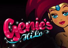 Genie's Hi/Lo бесплатно, без регистрации от PlayTech