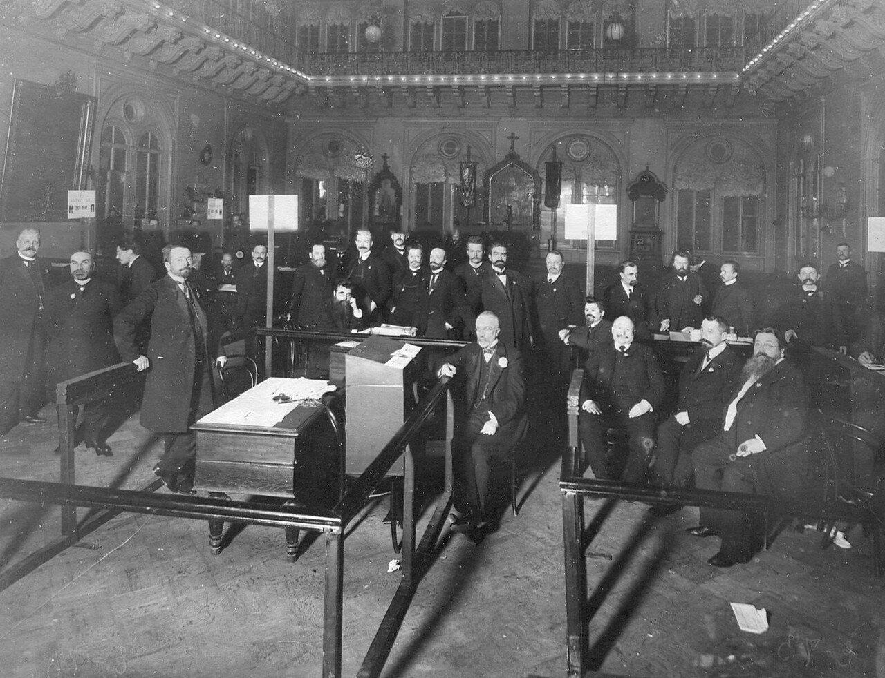 1906. Выборы в думу в Соляном городке