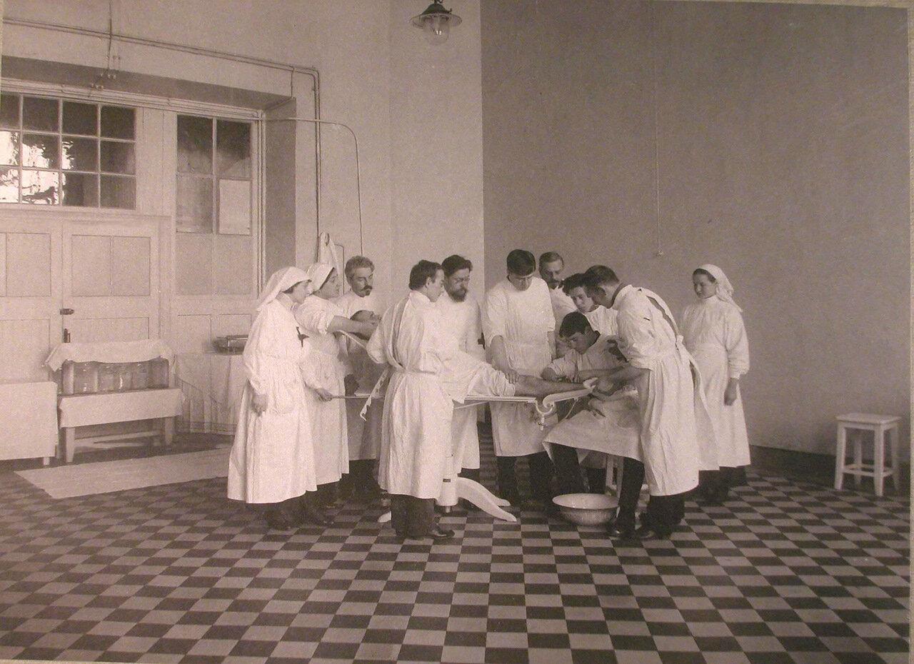 Больница при двфу