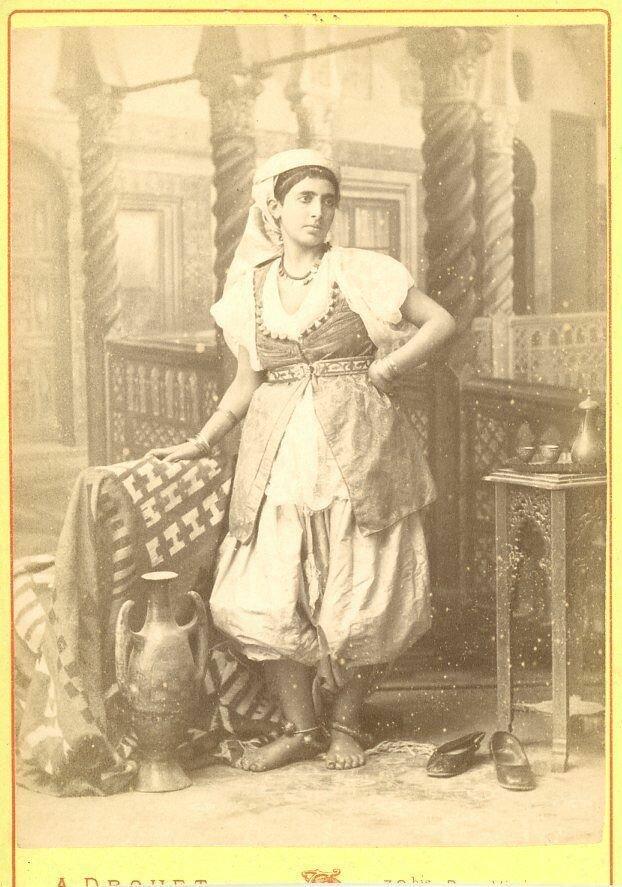 1870. Молодая еврейка