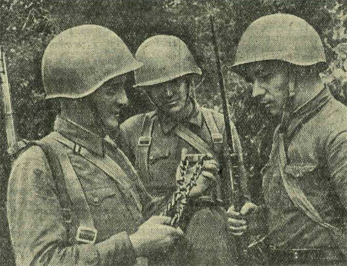 «Красная звезда», 20 августа 1941 года,немецкий солдат, фриц, Красная Армия