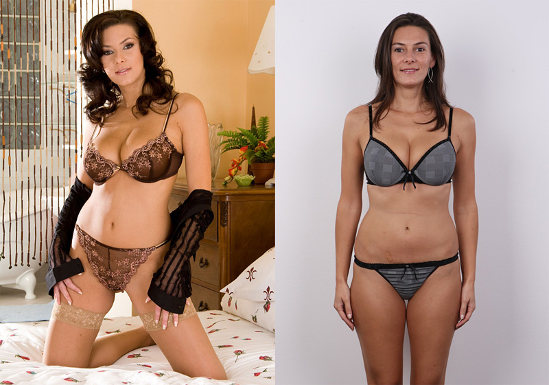 Чешская модель и порноактриса Alena Chrastinova (Anita Queen)