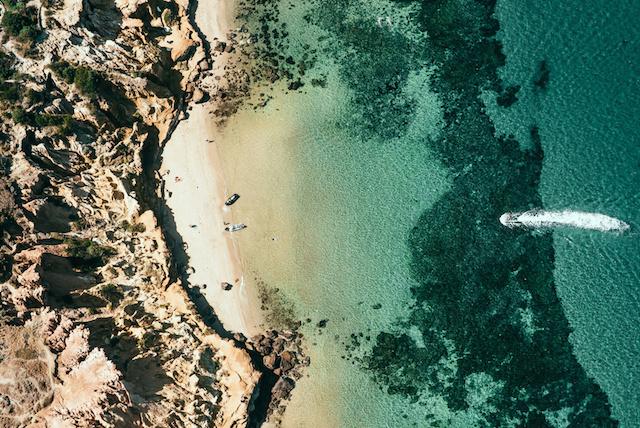 Beach above, Kate Ballis.jpg