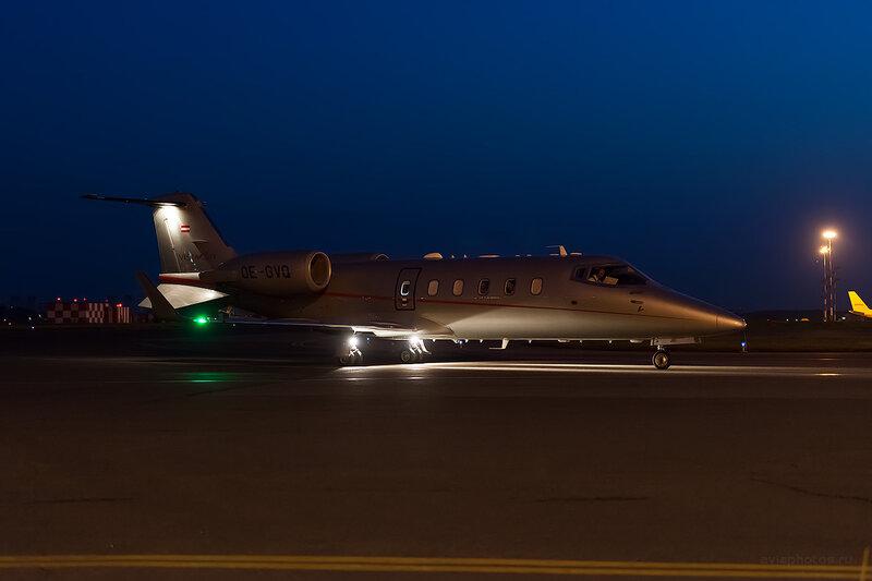 Bombardier Learjet 60 (OE-GVQ) VistaJet D806951
