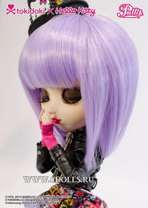 Фото прическа кукла