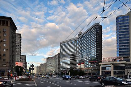 Стоимость «домов-книжек», которые стоят на Новом Арбате, десять миллиардов рублей