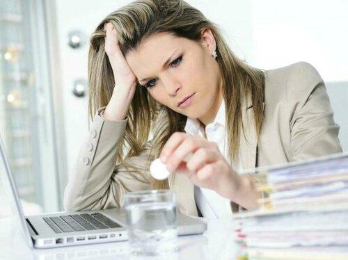 Стрессы на работе - гарант диабета