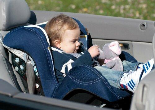 Детские автокресла спокойствие родителям