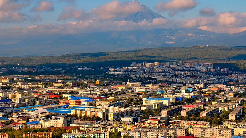 Петропавловске-Камчатском