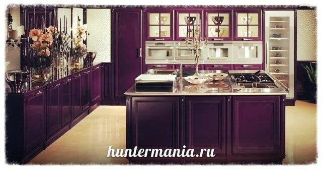 Идеальная кухня - всё необходимое и ничего лишнего