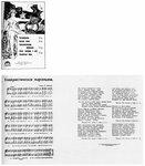 Обложка сборника «Песни революции («Коммунистическая Марсельеза»)»