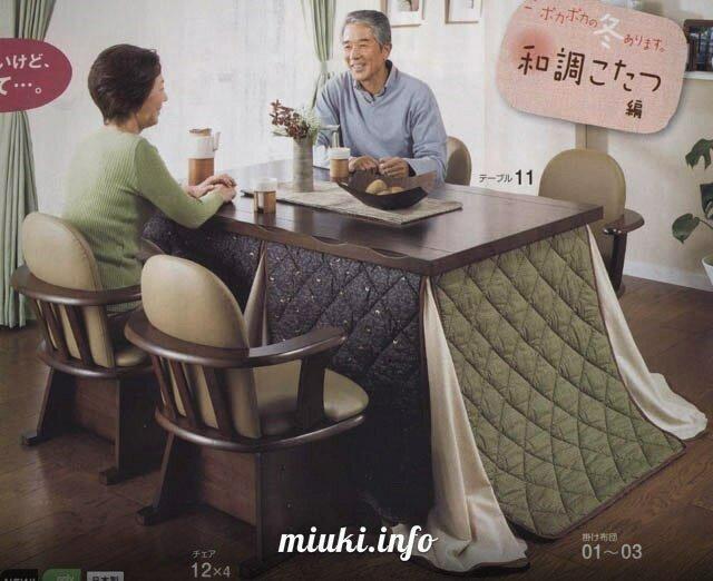 Отопление жилья по-японски и как японцы греются зимой