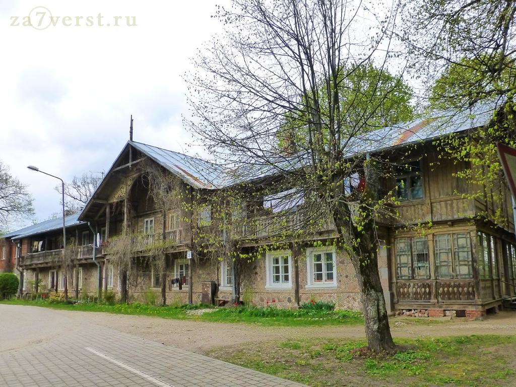 Кримульда, Латвия