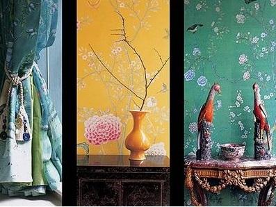 декор китайского стиля