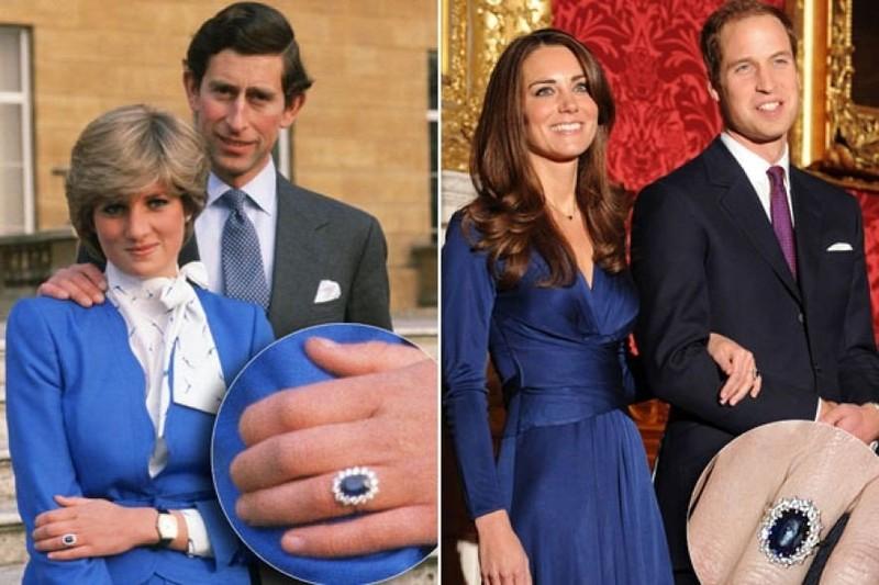 1. Принцесса Диана, 317 200 долларов Это красивое кольцо было инкрустировано синим сапфиром в окруже