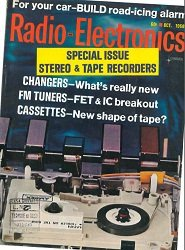 Журнал Radio-Elektronics №10 1968