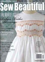 Журнал Sew Beautiful №147 2013