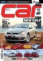 Car №3 (март), 2013 / SA