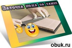 Книга Заточка ножа на камне (2011) DVDRip