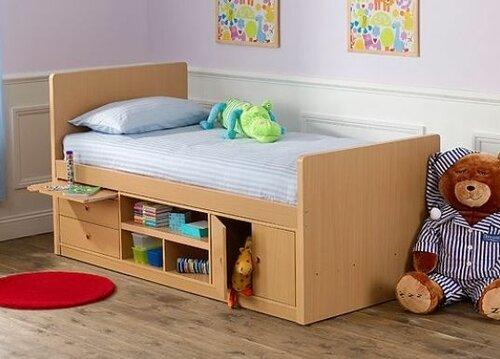 Где можно найти детскую кровать бу