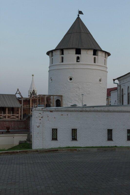 Консисторская башня, Казанский кремль