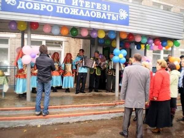 Деревня Тюгеевка, родниковый край