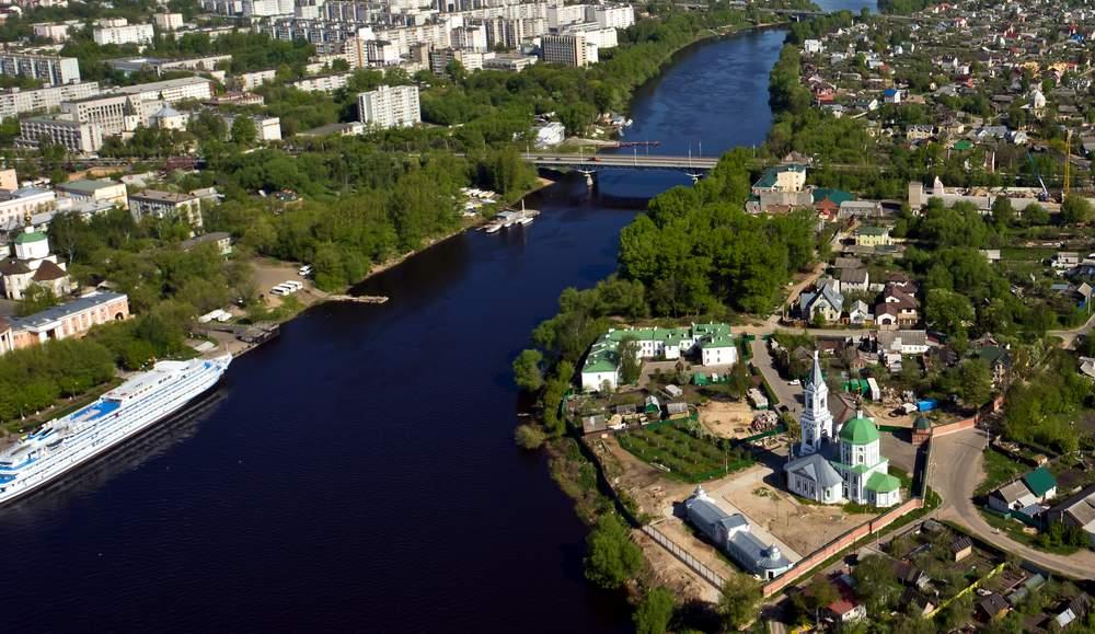 Святые места Тверской области