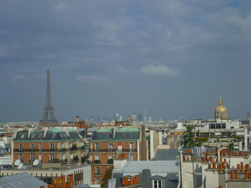 Париж, Эйфелева башня (Paris, Eiffel Tower)