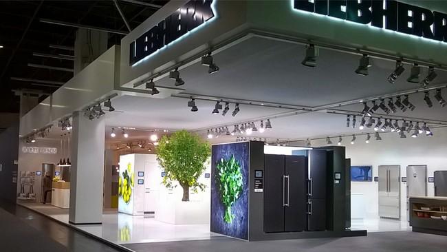 Liebherr выставка бытовой техники 2015