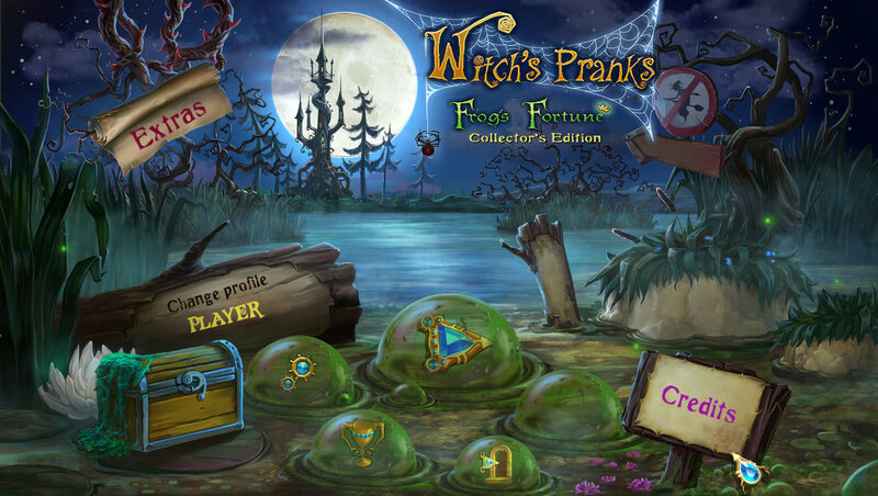 Witch's Pranks: Frog's Fortune CE