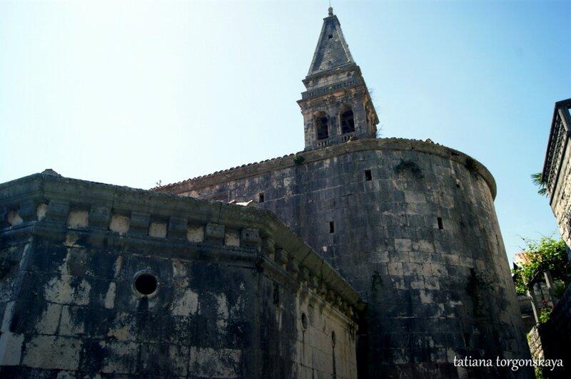 Церковь Св.Николая в Перасте