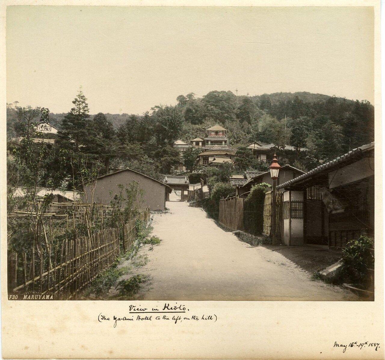 Киото. Маруяма