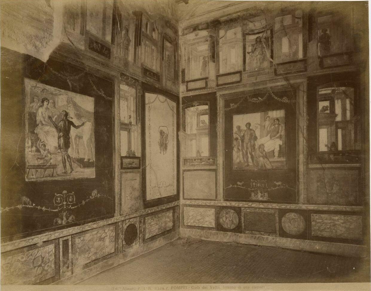 1875. Дом Веттиев