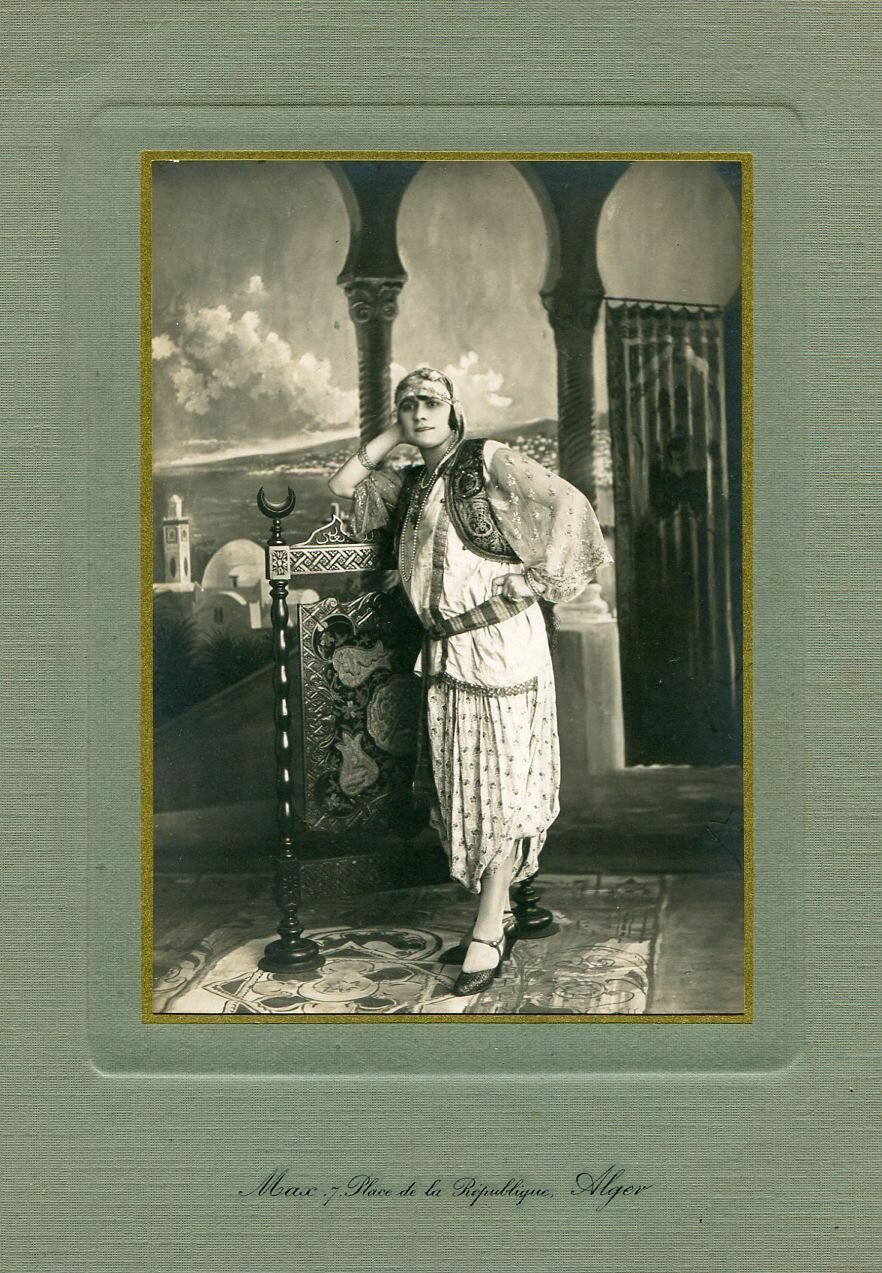 1930. Арабка