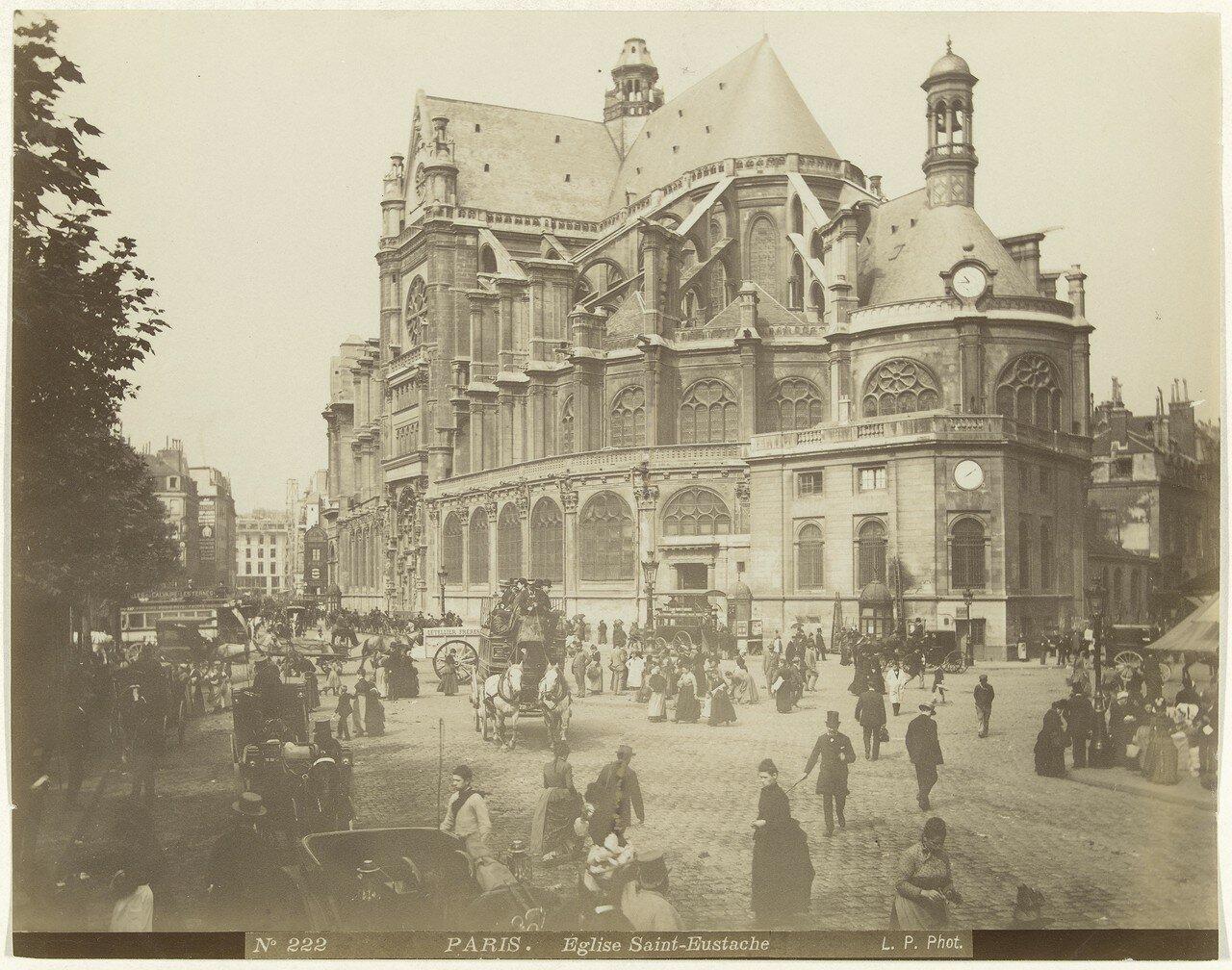 1870-е. Санкт-Евстафия