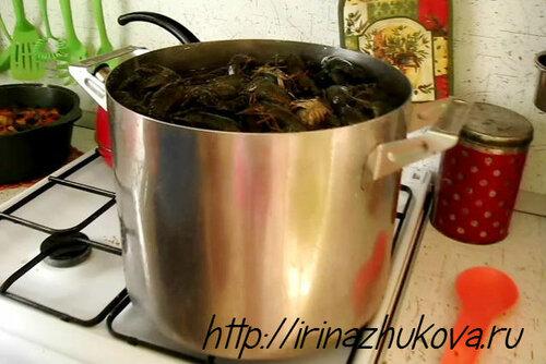 Как просто и вкусно варить раков с укропом