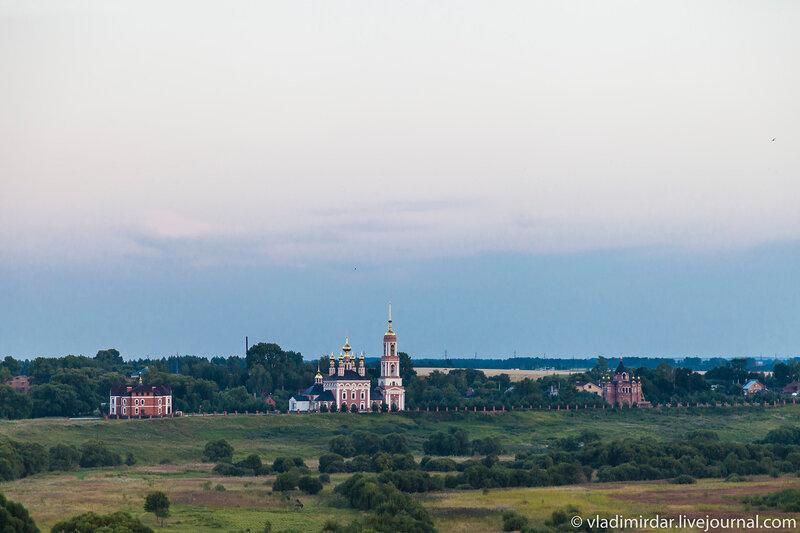 Храмовый комплекс Михали в Суздале