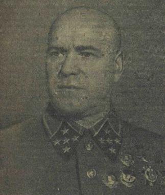 Маршал Советского Союза тов. ЖУКОВ Г.К., полководцы Красной Армии