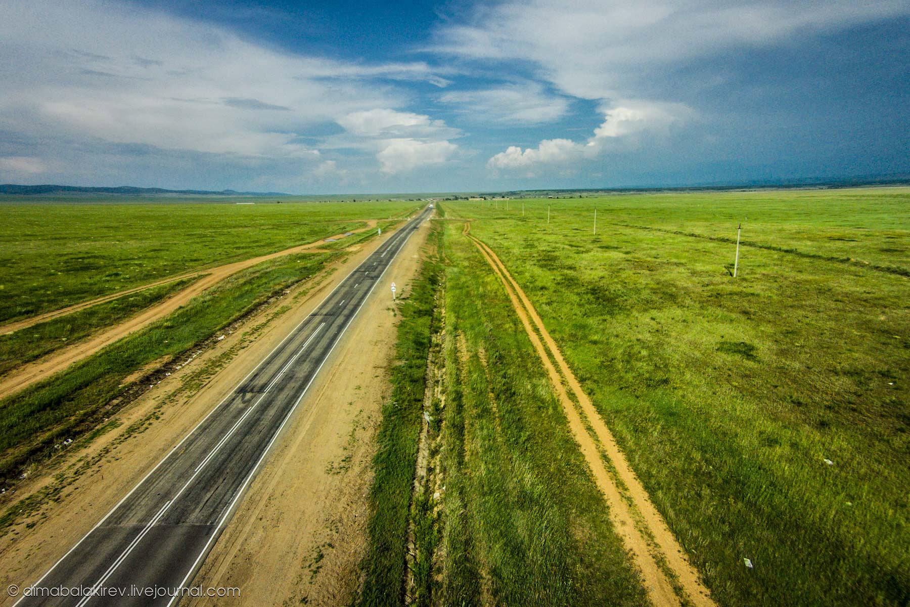 Красота российских дорог