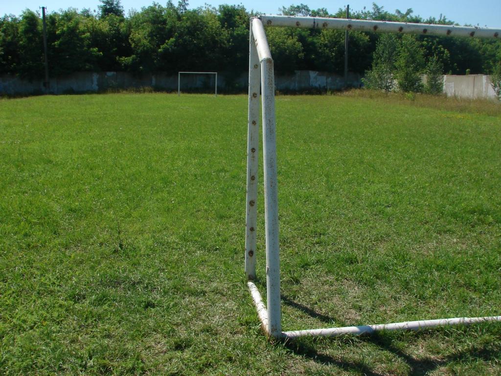 Низовий футбол неозброєними оком. Виїзд на матч чемпіонату району - изображение 17