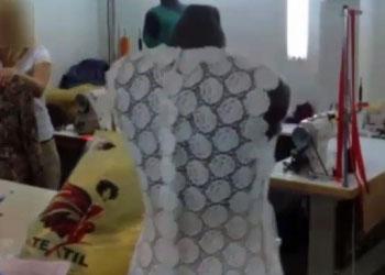Полиция обнаружила в Кишиневе незаконное ателье