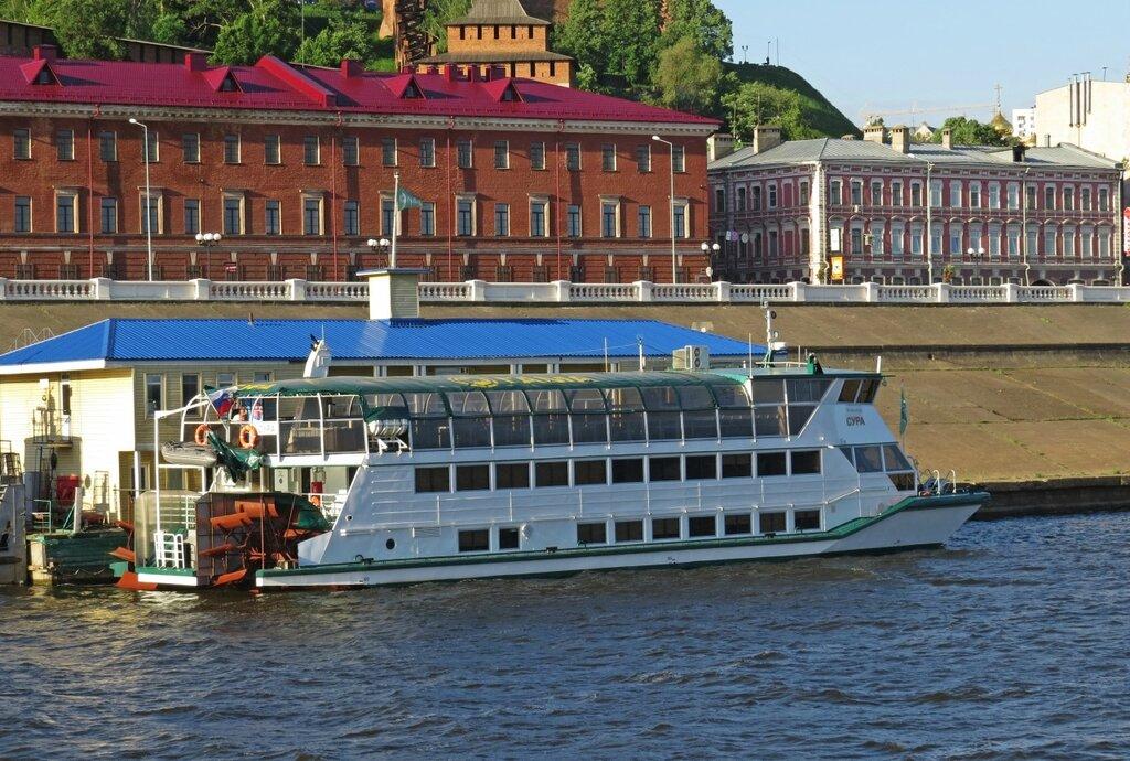 Московский районы Нижнего