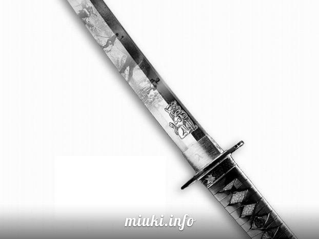 Катана - меч удивительной судьбы