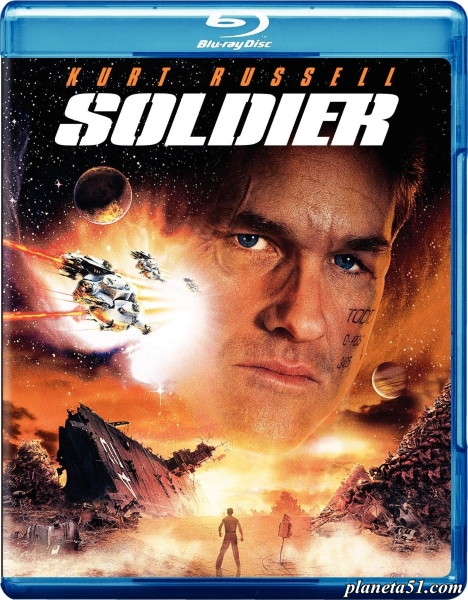 Солдат / Soldier (1998/BDRip/HDRip)