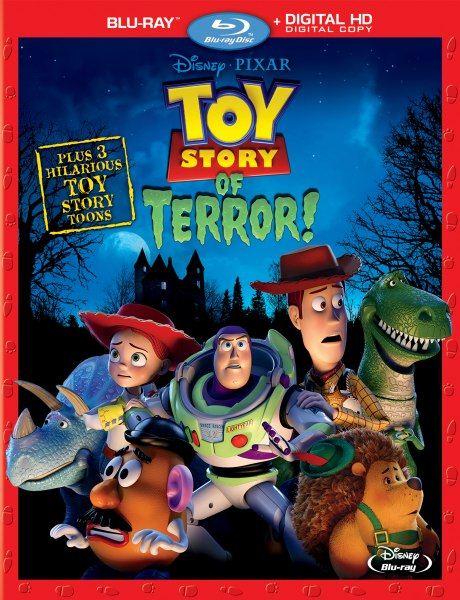 Игрушечная история террора / Toy Story of Terror (2013/BDRip 1080p/720p/HDRip)