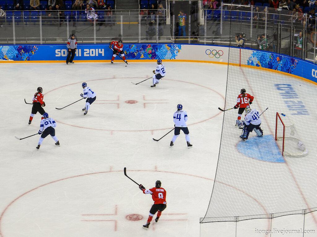 Финляндия-Канада