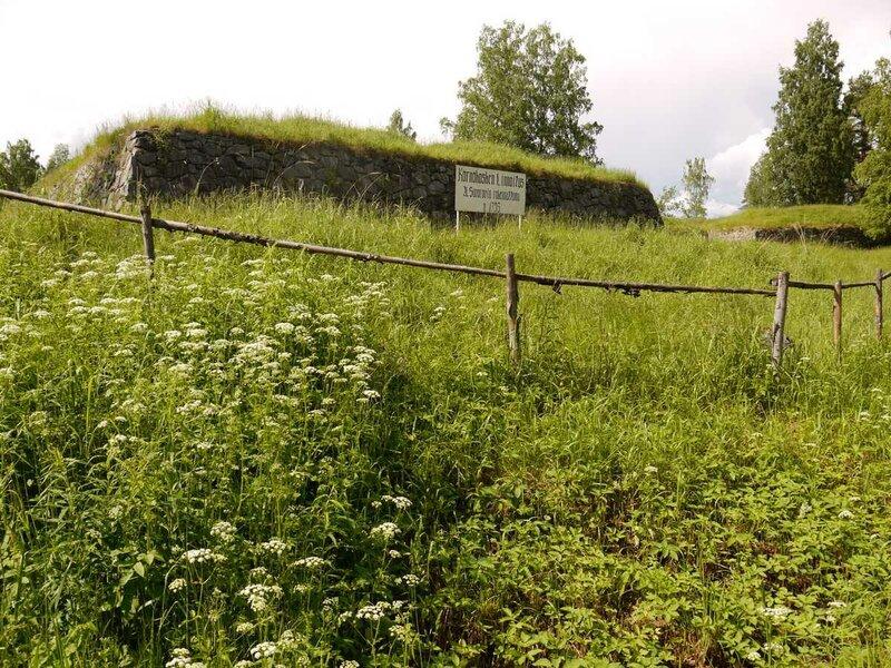 Русские крепости Финляндии: Кярнякоски