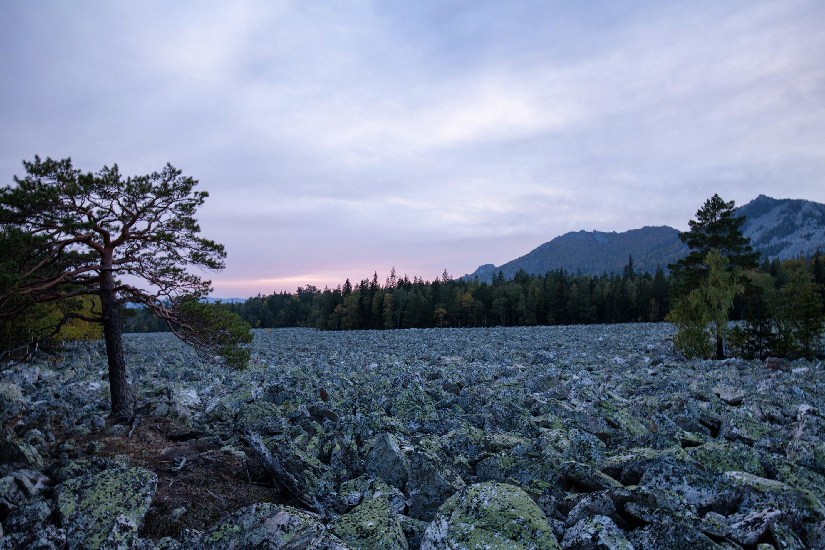 Вечерняя река (29.09.2014)