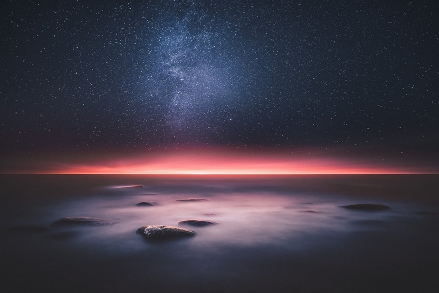 Ночные фотографии неба и звезд родной Финляндии 0 141909 9289ee58 orig