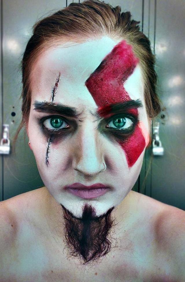 Девушка потрясающе меняет свое лицо с помощью макияжа 0 142254 f5706463 orig